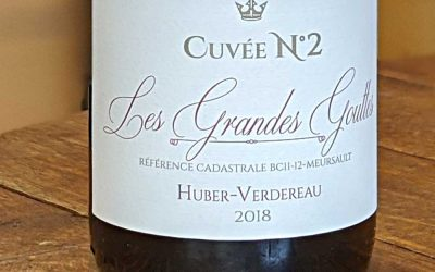Cuvée N°2 Les Grandes Gouttes 2018 – Domaine Huber-Verdereau
