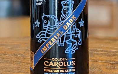 Gouden Carolus – Cuvée Imperial Dark-Brune 750ml