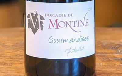 Gourmandises 2018 – Domaine de Montine