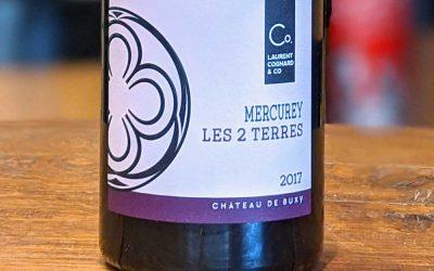 Mercurey les 2 Terres 2017 – Laurent Cognard