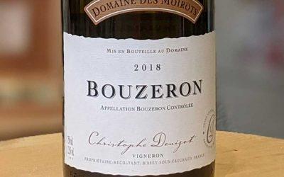 Bouzeron 2018 – Christophe Denizot
