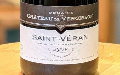 Saint Véran 2019 – Château de Vergisson